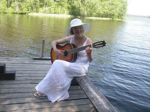 уроки гитары с нуля для начинающих